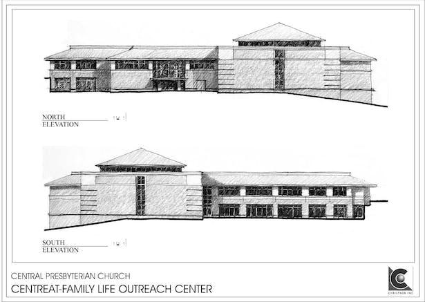 Central Presbyterian Church, Town & Country, MO