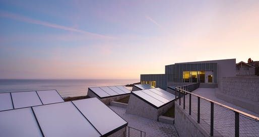 ​New Tate St Ives © Hufton&Crow