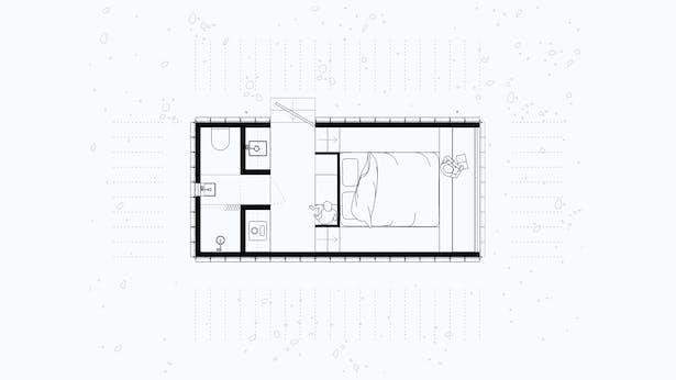 Trias Studio Slate Cabin D01