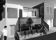 South Laguna Beach | contemporary cottage