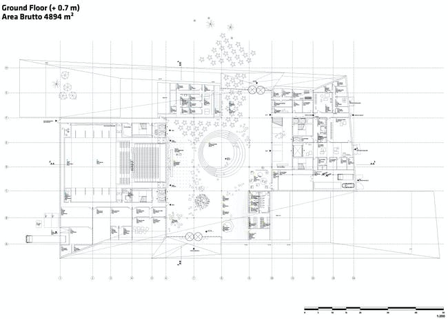 Floor plan - 0 (Image: Team BIG)