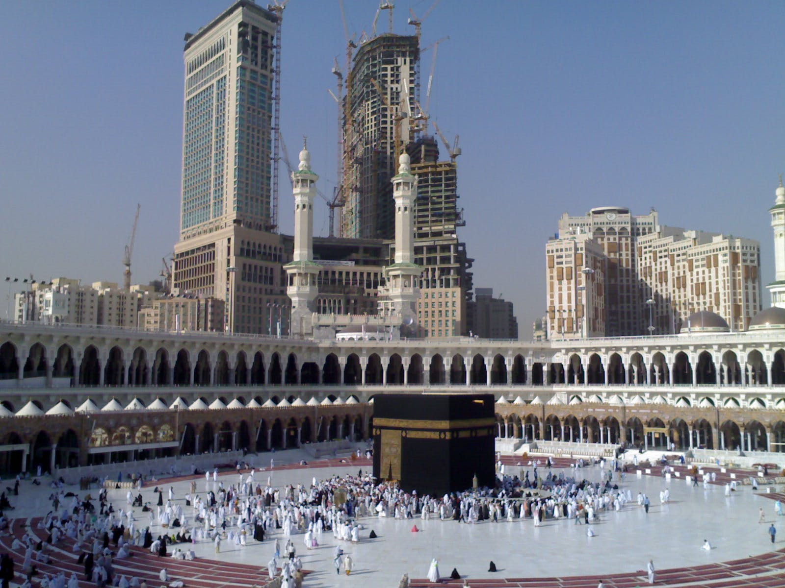 Has Mecca Been Robbed of its History? | News | Archinect