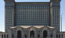 Redevelopment of Detroit's Michigan Central Station slowly gaining momentum