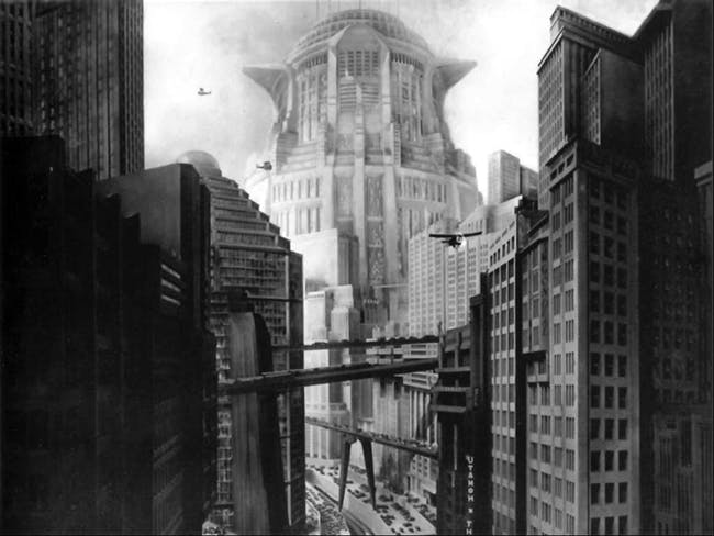 still from 'Metropolis' (1927), courtesy of the Best Picture Project.