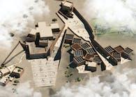 Bamiyan Cultural Center by Abraham John Architects