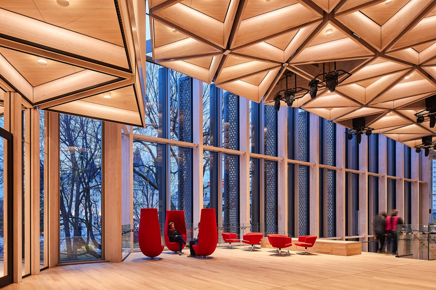 Feast Your Eyes On The 2017 Wood Design Building Award