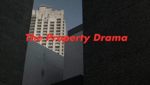 Screenshot from <i>The Property Drama</i> trailer.