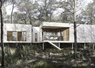 House by Miel Arquitectos