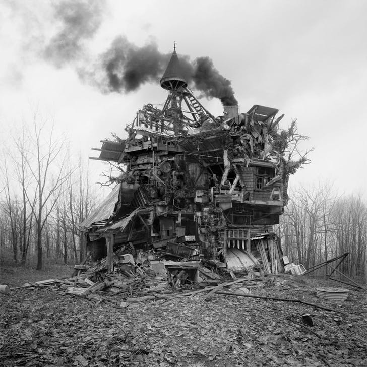 untitled (folly), 2010 © Jim Kazanjian