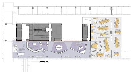 GE Aviation Co-Creation Lab_floor plan