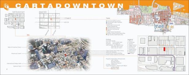 CARTA Downtown Site