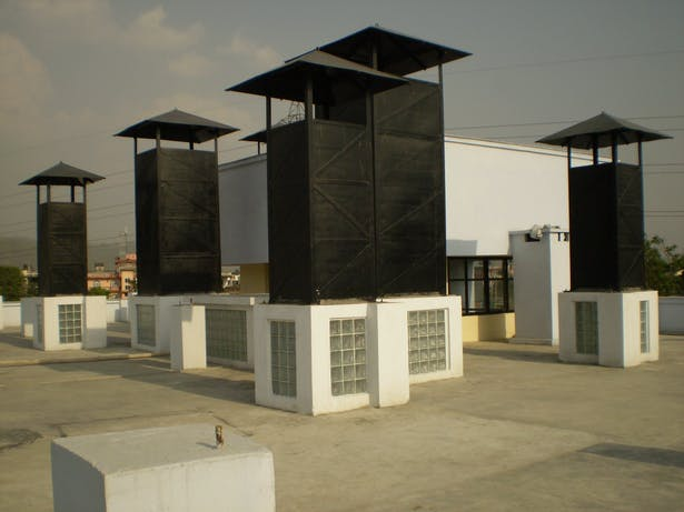 Solar Chimneys