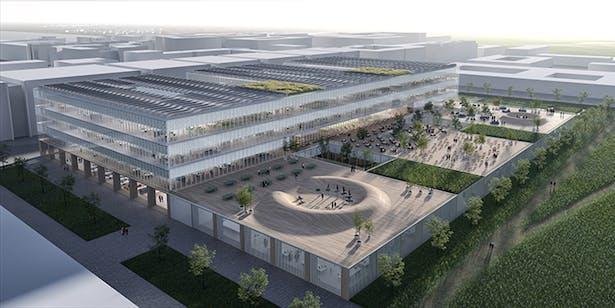 AZC-Servier Laboratories