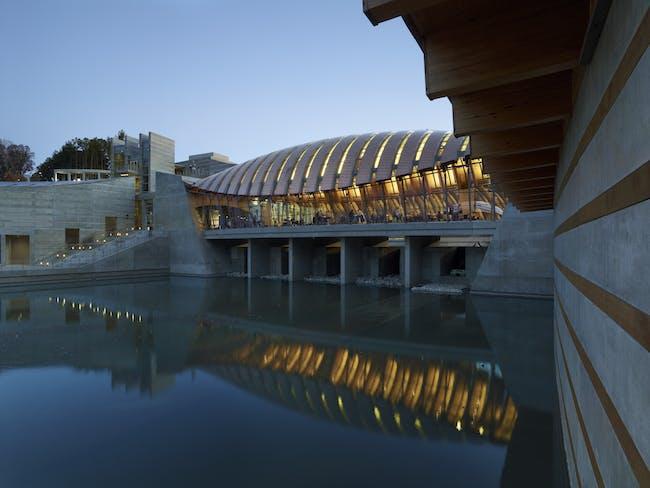 Crystal Bridges Museum of American Art. Photo by Timothy Hursley.