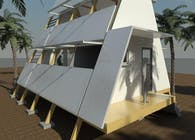 Reviving the A Frame Cabin-A study In prefabrication Assembly kit.