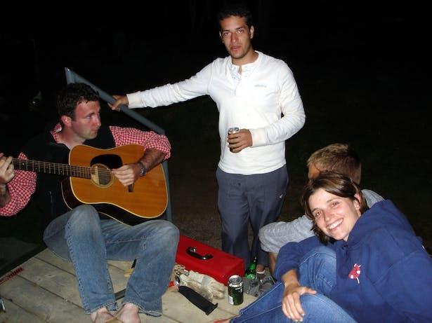 john blake, alejandro, renatta & jerry [hidden]