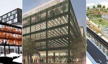 Top three teams prep for final design presentation of MLK Library renovation