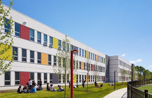 Merit: Robert J. Richardson Middle School, Chicago, IL by STR Partners LLC