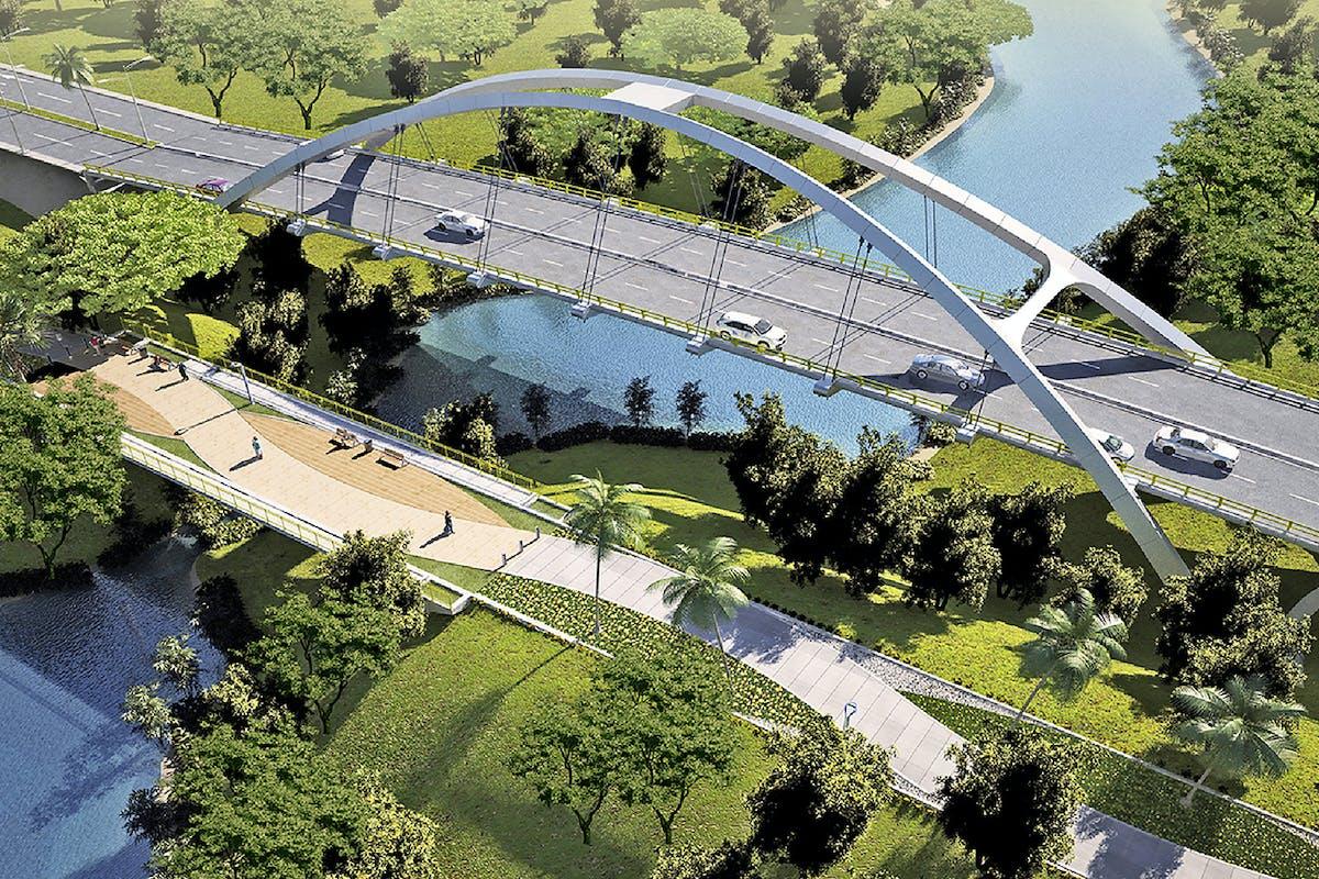 Bridge Street Auto >> Aruba Green Corridor | Integra Design Group, Architects & Engineers, PSC | Archinect