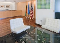 Embassy of Lithuania in Washington DC. 2003 - 2009. TPG Architecture.