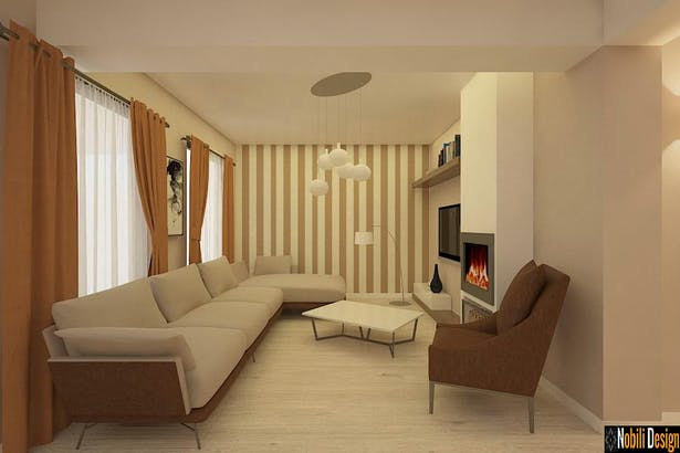 Design interior casa in Brasov - Design interior vile de lux