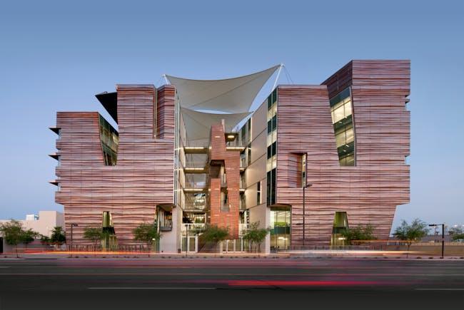 """Best of L.A. Architects"" Award: Health Sciences Education Building (Phoenix, AZ), Design/Executive Architecture Firm: CO Architects Executive Associate Architecture Firm: Ayers Saint Gross"
