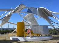 The Interactive Space Pavilion