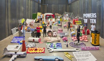 """Cutting across the Chicago Architecture Biennial: Andrés Jaque's """"Superpowers of Ten"""" performance"""