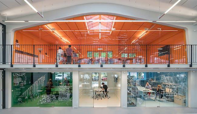 House of MVRDV, designed by MVRDV. Photo © Ossip van Duivenbode.