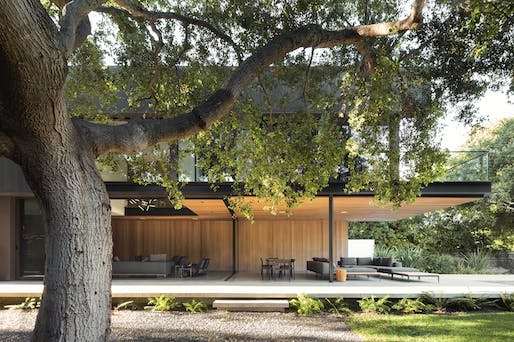 Architecture Merit: Tree House. Honoree: Aidlin Darling Design. Photo: Adam Rouse.