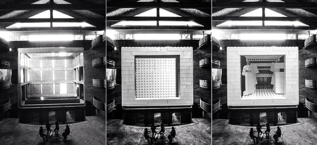 Models by gridshell.it. Photos by Daniele Lancia and Tiziana Portera.
