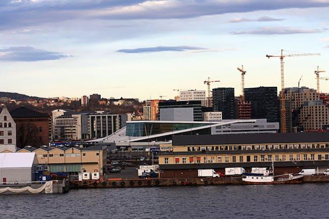 Oslo Opera Hose