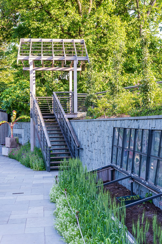 Brooklyn Botanical Herb Amp Vegetable Garden Land