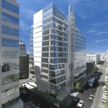 New Headquarters Building for SFPUC - 525 Golden Gate