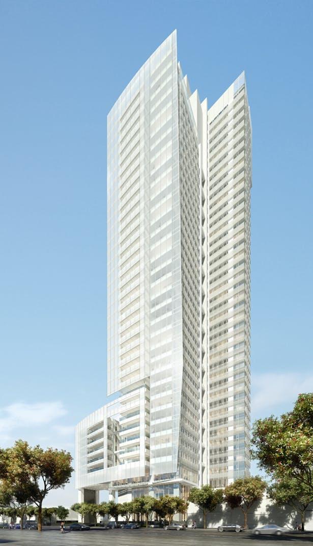 Southeast View - Taichung Condominium Tower