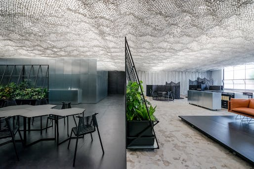 'Workplace Design': Space & Time by Russell and George. Photo Credit: Paul Martin.