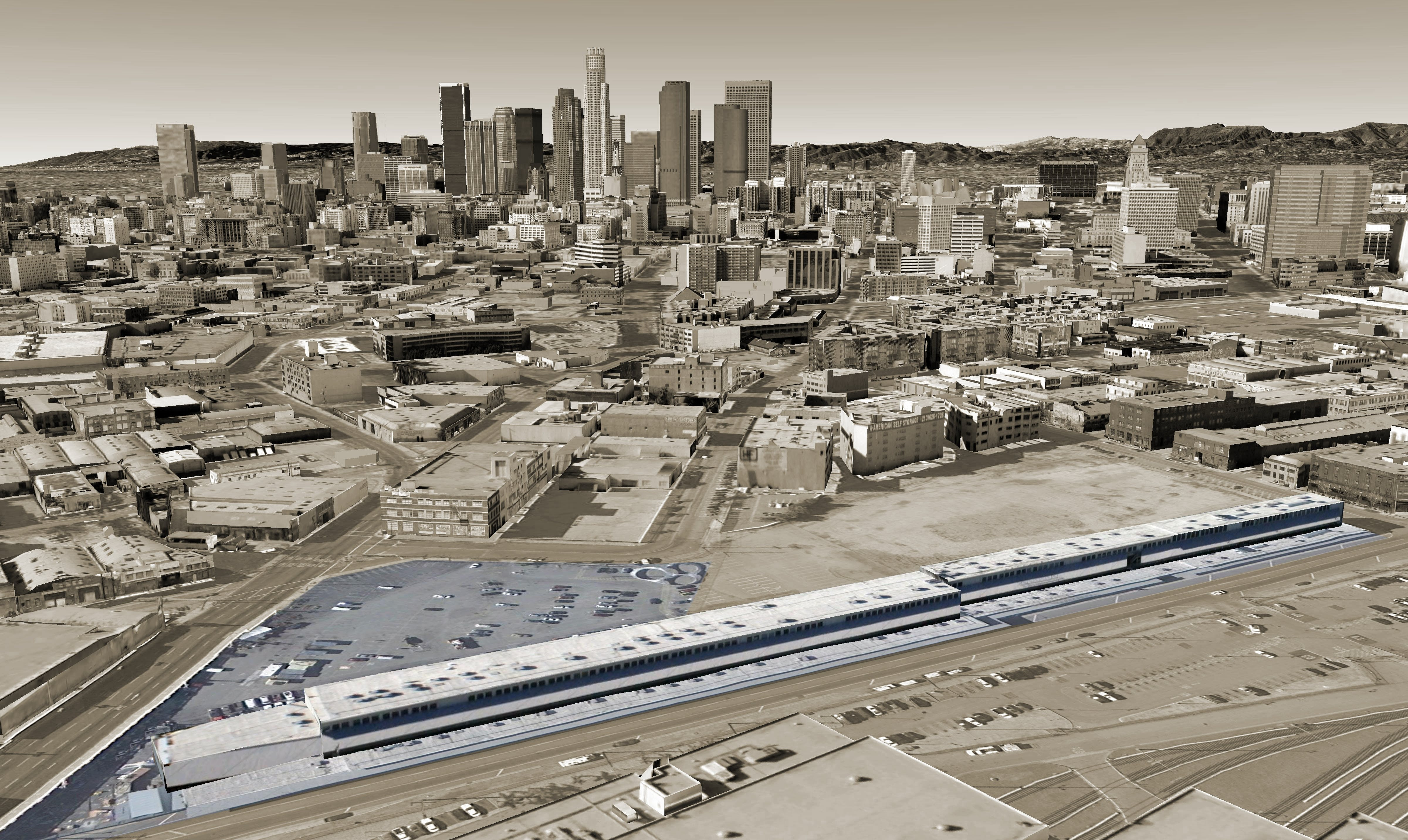 Sci arc buys its downtown los angeles campus southern for Southern california architecture firms