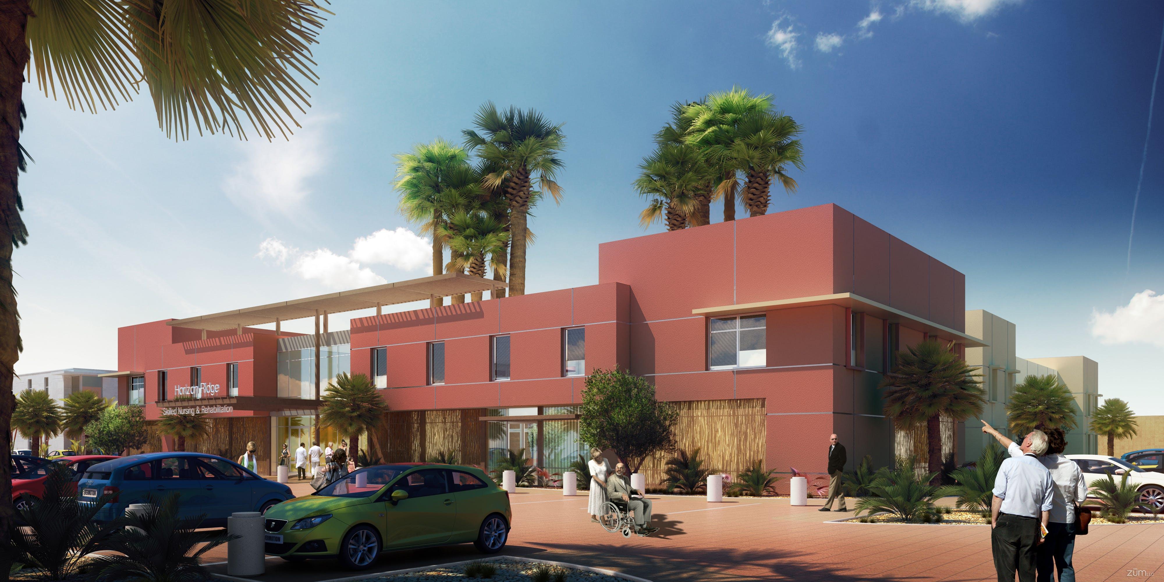 Horizon Ridge Skilled Nursing And Rehabilitation Center