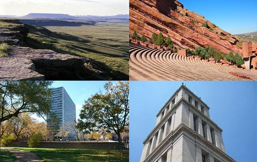 The U.S. National Park Service recently designated four new historic landmarks in Montana, Virginia, Michigan, and Colorado. (Image via NPS's Facebook)