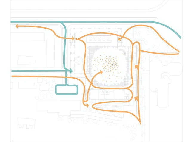 Diagram, cars | people (Image: Taller 301 and L+CC)