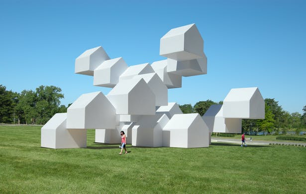 The Modular House Pavilion