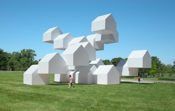 The Modular House Pavilion