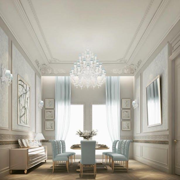 Interior Desig: Interior Design By IONS DESIGN Dubai, UAE