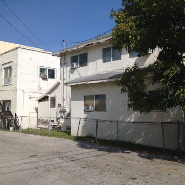 Typical single family house in Little Havana