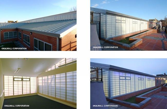 Hemsworth Managed Offices Yorkshire, UK Architect Atkin via Zaina