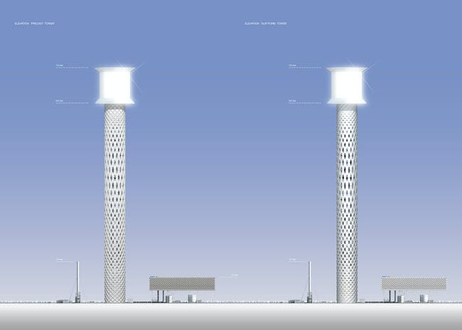 Elevation, Concept A (Image: RAFAA)