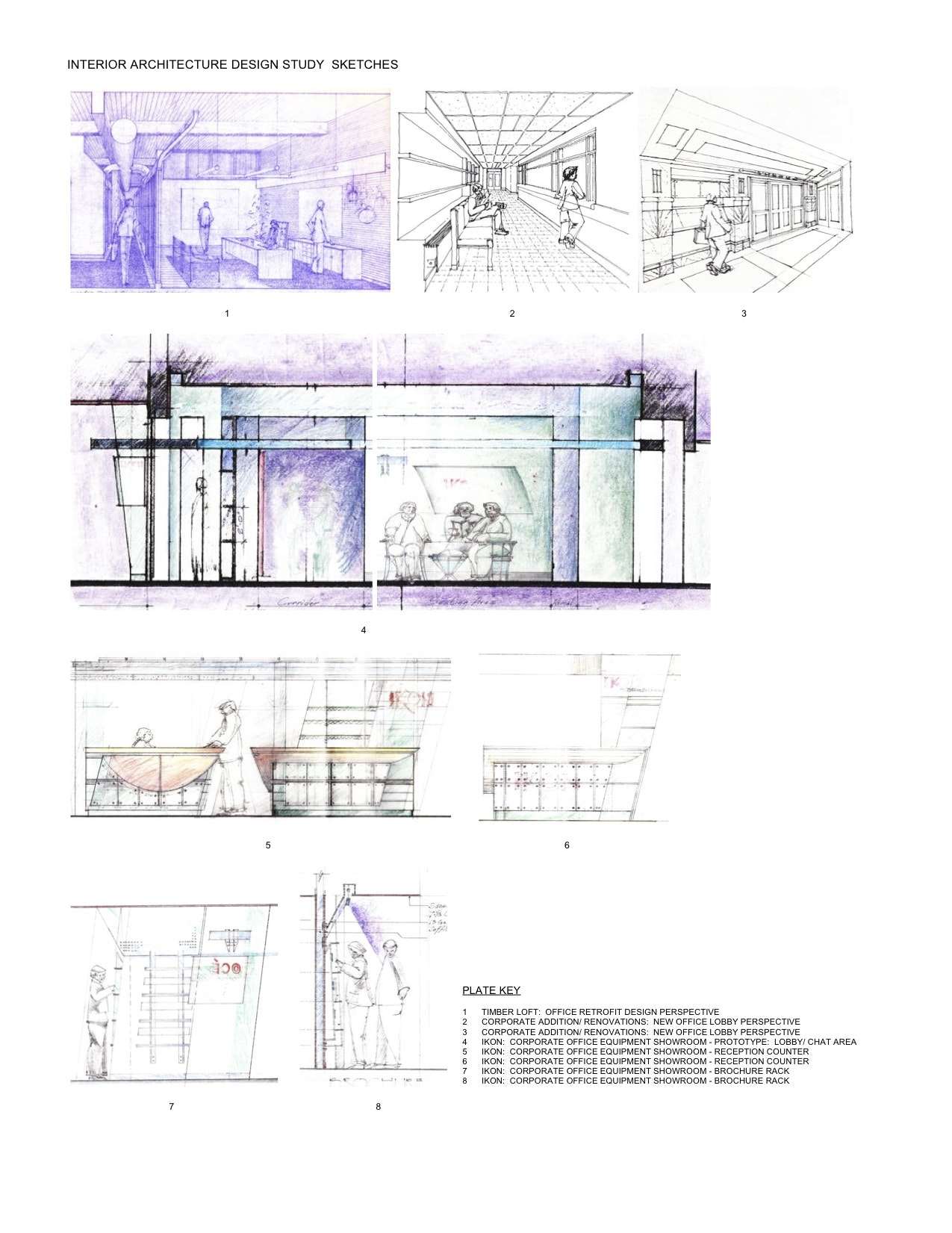 Ikon Corporate Showrooms  Prototypes  Design And Details