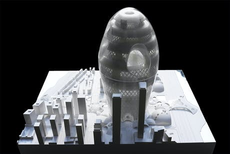 Superposed City