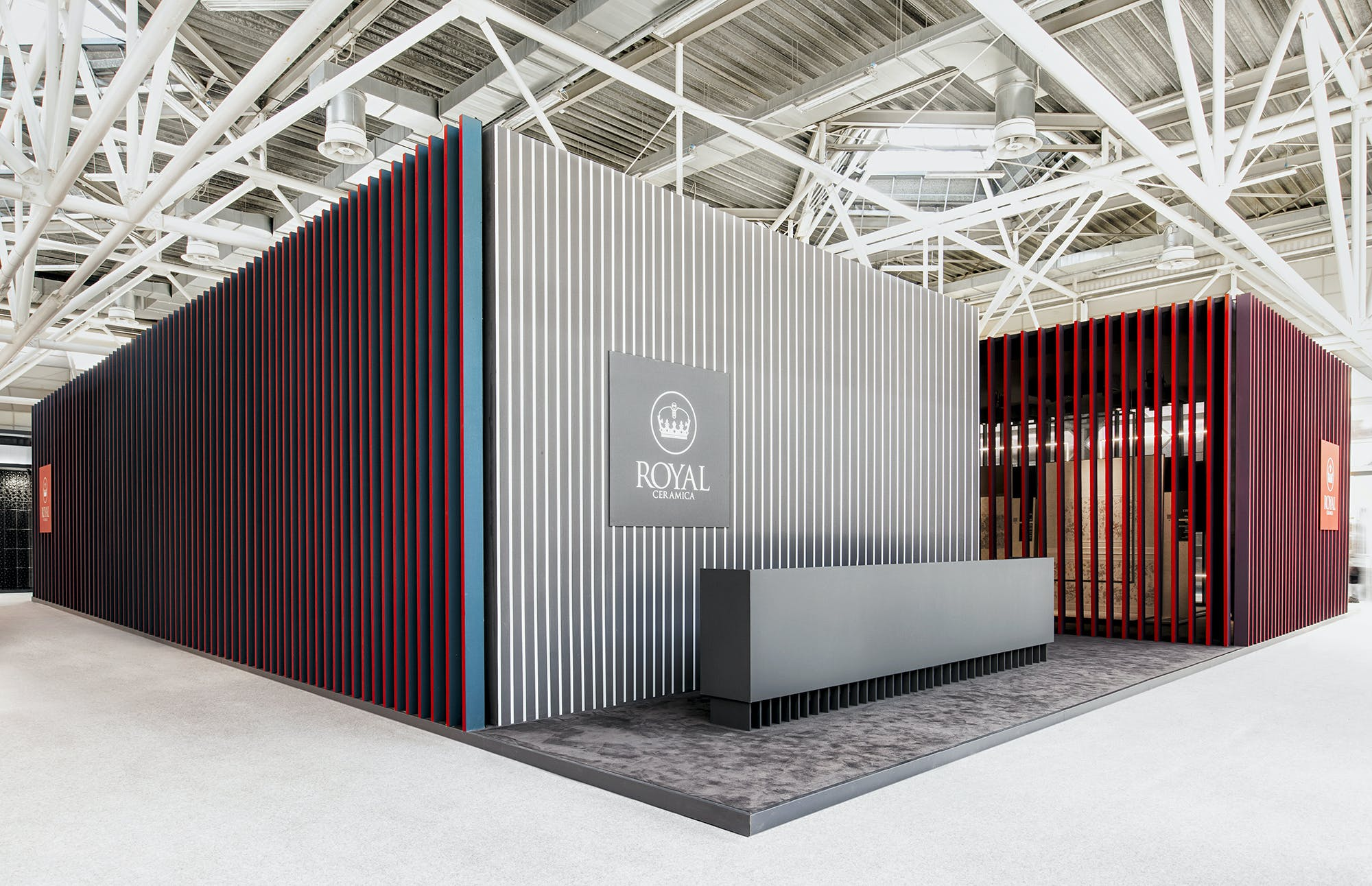 Framing | RC pavillion @ Cersaie 2014 | | Paolo Cesaretti Architetto ...