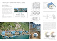 HALONG BAY COMPACT FLOATING HOUSE